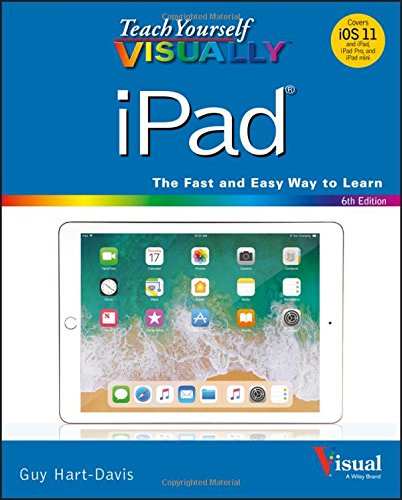Price comparison product image Teach Yourself VISUALLY iPad (Teach Yourself VISUALLY (Tech))