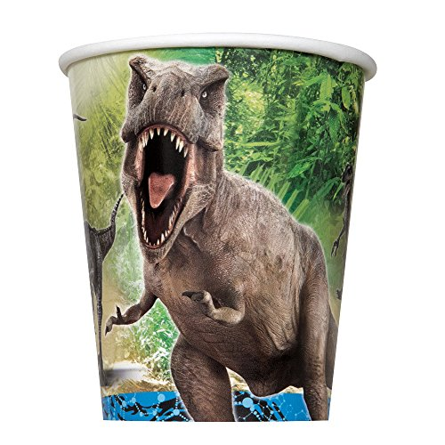 9oz Jurassic World Party Cups, 8ct