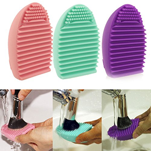 hotrose-silicone-cosmetic-makeup-brush-finger-glove-hand-cleaning-tools-brush-cleaner-tool3-colorsen