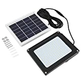 Yosoo LED Solar Light, 150 LED Solar Power Flood Light Sensor Motion Activated Outdoor Garden Path Lamp
