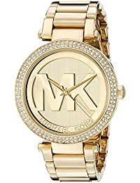 Women's Parker Gold-Tone Watch MK5784