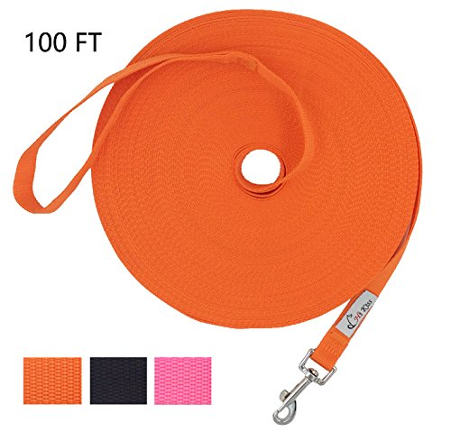 100 feet dog leash - 3