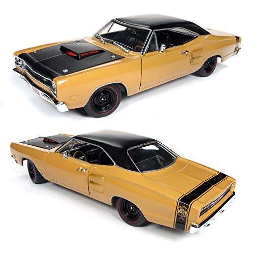 AMM1172 American Muscle 1969.5 Dodge Super Bee Hardtop (Class of 1969) 1:18 Scale Diecast Model Car