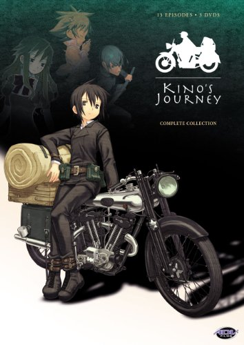 Kinos Journey Complete Collection