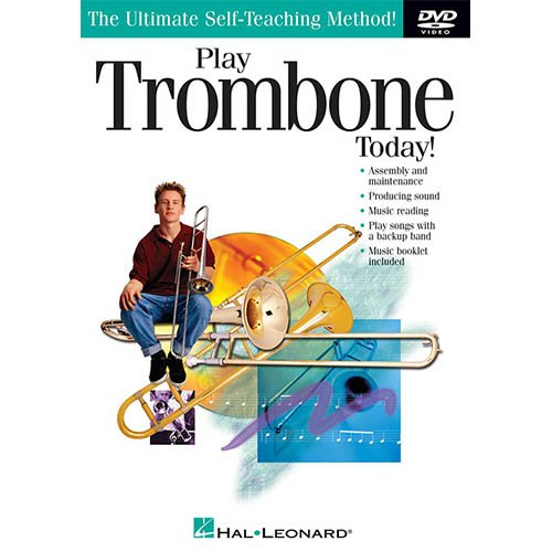 Homeschool Music - Learn to Play the Trombone Pack (Praise & Worship Music Book Bundle) - Includes Student Trombone w/Case, DVD, Books & All Inclusive Learning Essentials by Ryker Sound Discoveries (Image #5)