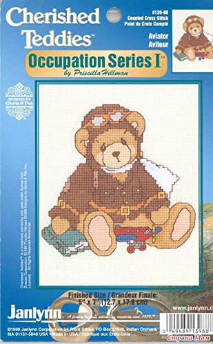 Cherished Teddies Occupation Series I - Aviator