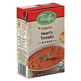 Pacific Organic Hearty Tomato Bisque 17.6 oz