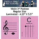 Notes & Strings Violin 3rd Position 4.25