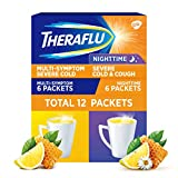 Theraflu Multi-Symptom Severe Cold and Theraflu