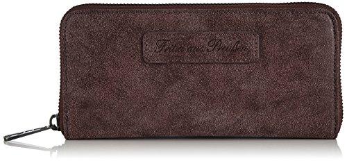 Fritzi aus Preussen Nicole FaP-PRE-15-24 Damen Geldbörsen 20x10x3 cm (B x H x T), Rot (Bordeaux-V 23)