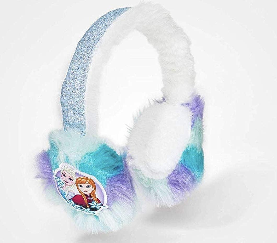 Disney Girls Frozen Fuzzy Earmuffs