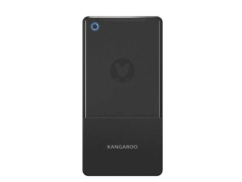 Kangaroo Mobile Desktop Pro (1.44 GHz Intel Atom x5-Z8500,2GB LPDDR3 RAM,32GB eMMC Hard Drive, Windows 10 64-bitHome edition), Black
