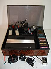 Atari 7800 ProSystem Bundle w/15 Games and Storage Container