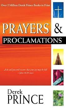 prayers and proclamations derek prince pdf