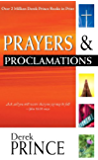 Prayers & Proclamations