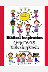 Biblical Inspiration Children's Coloring Book Paperback