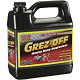 Spray Nine 22701-4PK Grez-Off Heavy Duty Degreaser, 1 Gallon (Pack of 4)