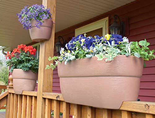 25 Fence Planters That'll Have You Loving Your Privacy Fence Again