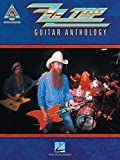 zz top sheet music - ZZ Top - Guitar Anthology (Guitar Recorded Versions)