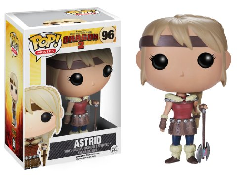 how to train your dragon 2 astrid - 1