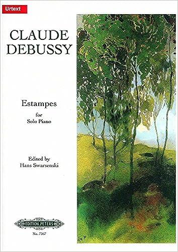 Clair de lune (Suite Bergamasque) piano solo
