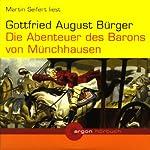 Die Abenteuer des Barons von Münchhausen | Gottfried August Bürger