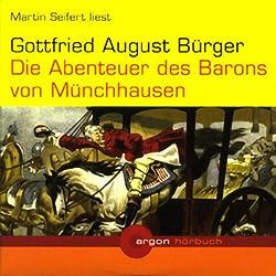 Die Abenteuer des Barons von Münchhausen