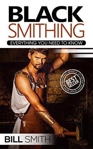 Blacksmithing: Everything You Need To Know (blacksmithing, blacksmith, how to make a knife, metal work, how to blacksmithing)