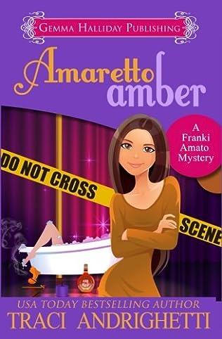 book cover of Amaretto Amber