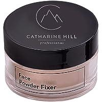 Pó fixador facial Catharine Hill rosado 12 g (Cód. 2205/2)