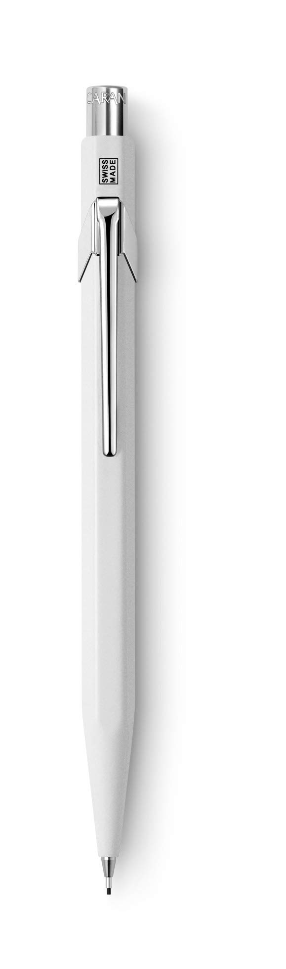 CARAN DACHE Lápiz mecánico Infinite  0.7mm blanco