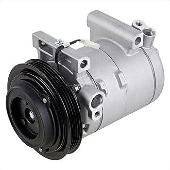 AC Compressor & A/C Clutch For Subaru Impreza 2004 2005 2006 2007 - BuyAutoParts 60-01589NA NEW