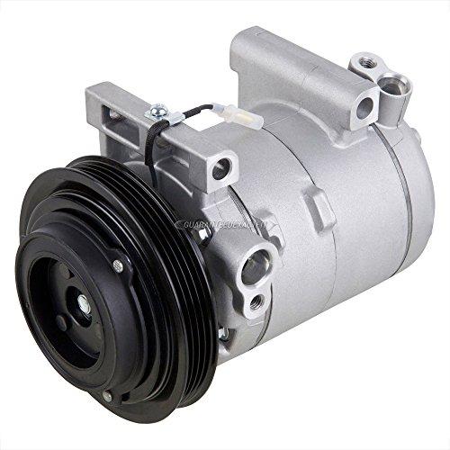 AC Compressor & A/C Clutch For Subaru Impreza & Saab 9-2x 2004 2005 2006 2007 - BuyAutoParts 60-01589NA NEW