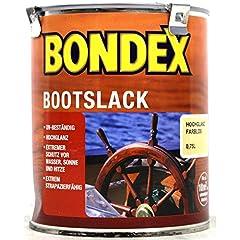 Bondex – 2.5L Schicht transparent