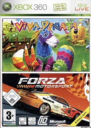 Viva Pinata & Forza Motorsport 2: 2 Game Bundle (Xbox 360) by ...