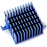 ameriDroid Heat Sink 40x40x25 Blue