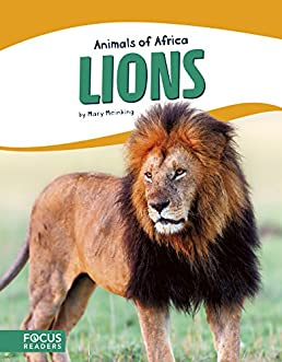 51yuJPUMStL._SX258_BO1204203200_ lions (focus readers animals of africa beacon level) mary