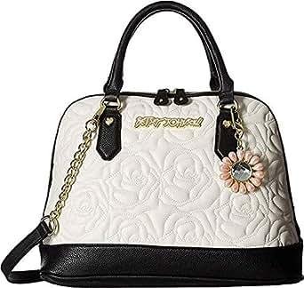 Betsey Johnson Bag For Women,Cream - Satchels Bags