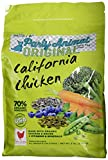 Party Animal Organic California Chicken Dry Dog Food , 5lb
