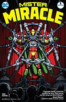 Mister Miracle (2017-) #1 by [King, Tom]