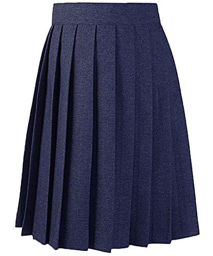 French Toast Pleated Skirt - navy, 7 (Harry Potter School Uniform)