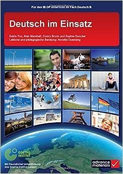 Deutsch im Einsatz Student's Book (Ib Diploma) (German Edition) by Katrin Fox (2015-03-16)