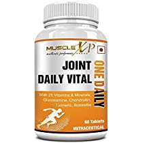 MuscleXP Joint Daily Vital One Daily MultiVitamin with Gluc