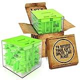 Money Maze Puzzle Box Pour Enfants Et Adultes - Cadeaux Uniques, Coffret Souvenir - Casse-Tete