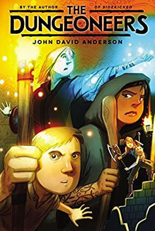 book cover of The Dungeoneers