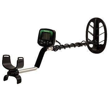 Detector de metales de dos tipos de modo de búsqueda Pantalla LCD Impermeable Búsqueda de la bobina del cazador del tesoro: Amazon.es: Bricolaje y ...