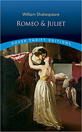 Romeo and Juliet (Dover Thrift Editions): William Shakespeare ...