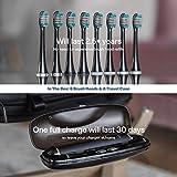 AquaSonic Black Series Ultra Whitening Toothbrush