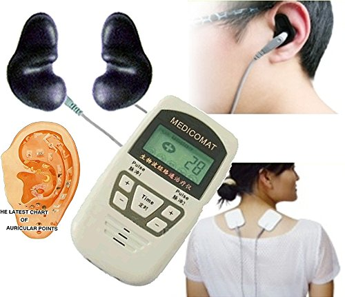 Acupuncture Treatment Pain Medicomat-10 Electronic Acupuncture Device by Medicomat