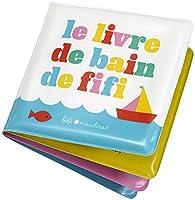 Le livre de bain de Fifi par Fifi Mandirac